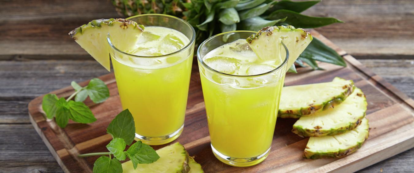 Ananasjuice, ananasjus