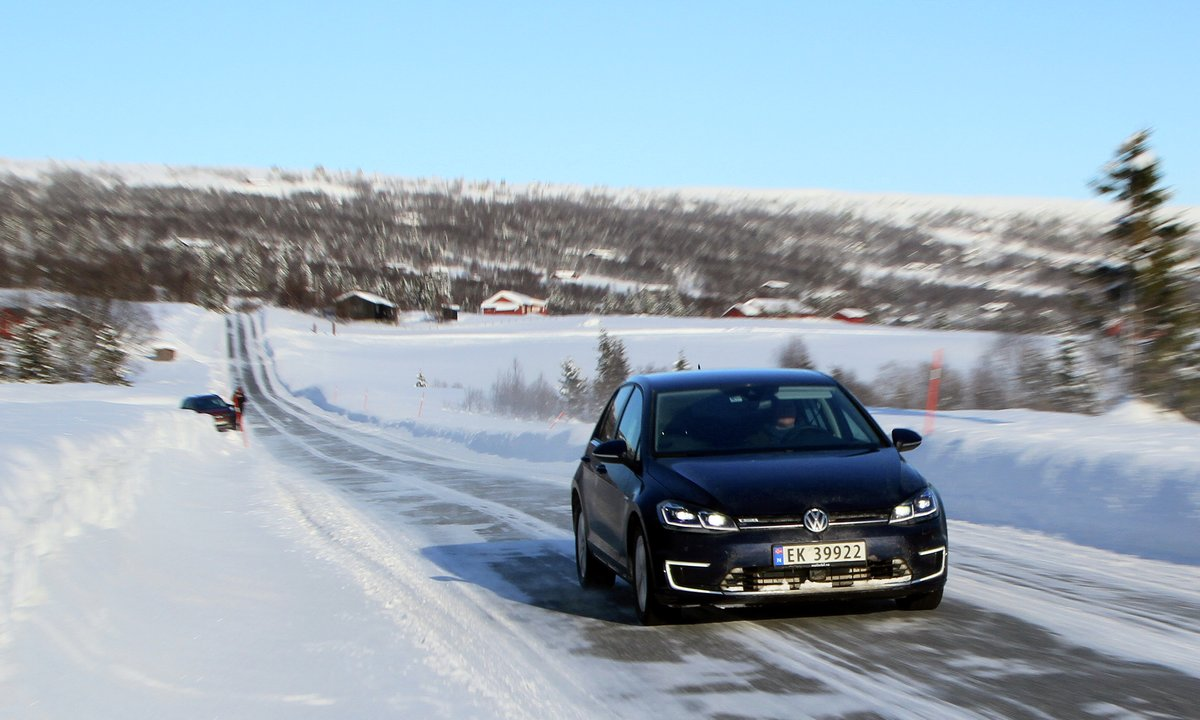 Volkswagen Golf in Norway – from diesel to electric