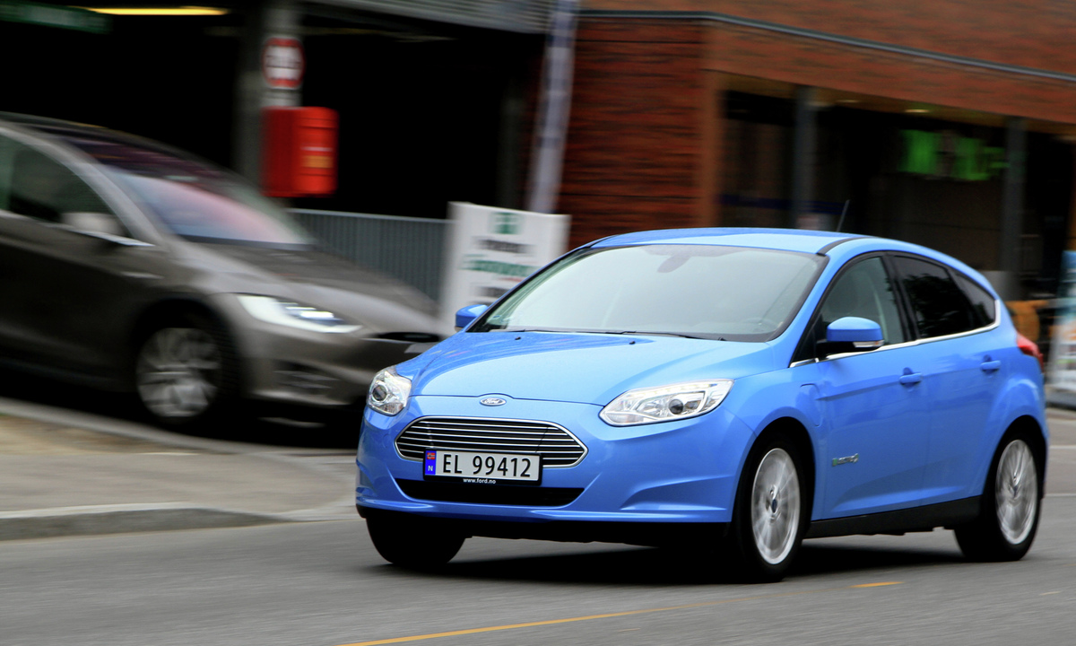 Ford Focus Electric (2013-2018)