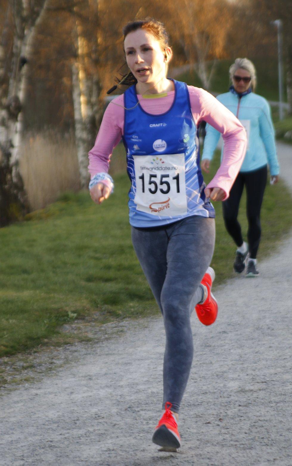 Hålandsvannet halvmaraton 2019