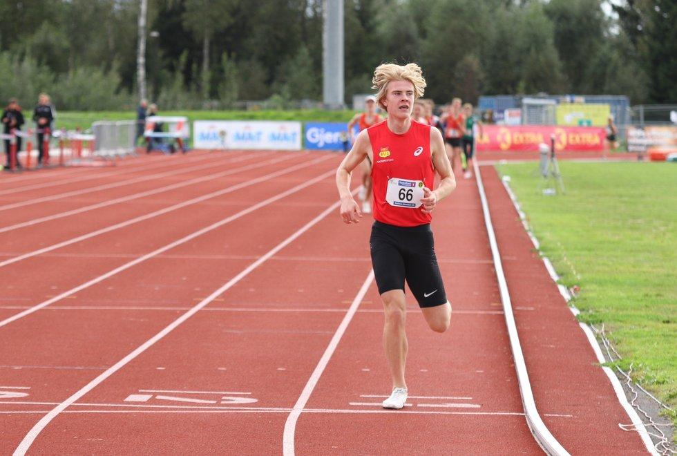 UM friidrett 2019 Jessheim