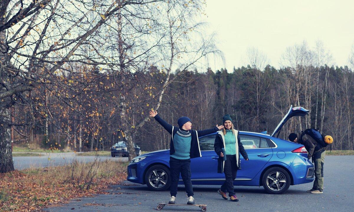 Nordisk elbilbarometer