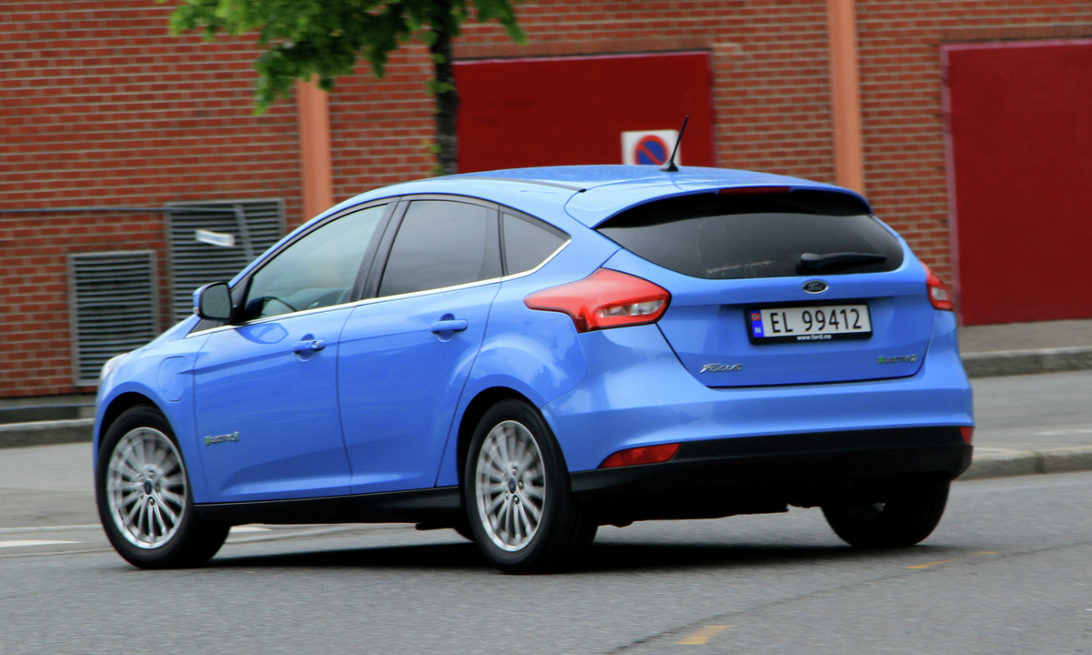 Ford Focus Electric (2013 2018) | Norsk elbilforening