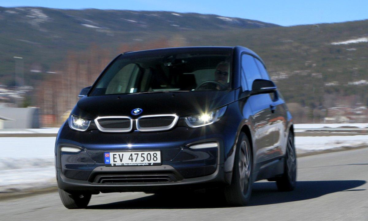 BMW i3 / i3S 120Ah (2019)
