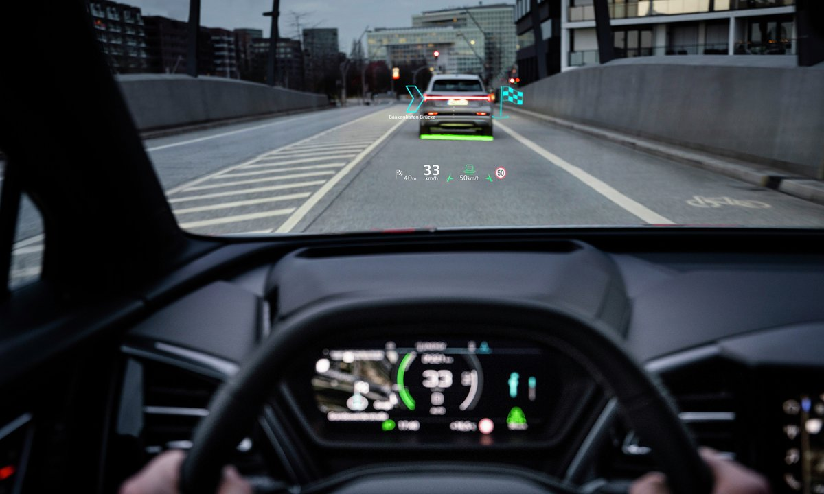 Nye Audi Q4 e-tron: Slik blir lillebror inni