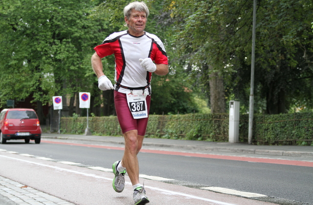 Trondheim Maraton 2015 med innlagt NM maraton