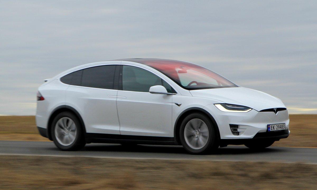 Tesla Model X Standard Range (75, 2016-2019)