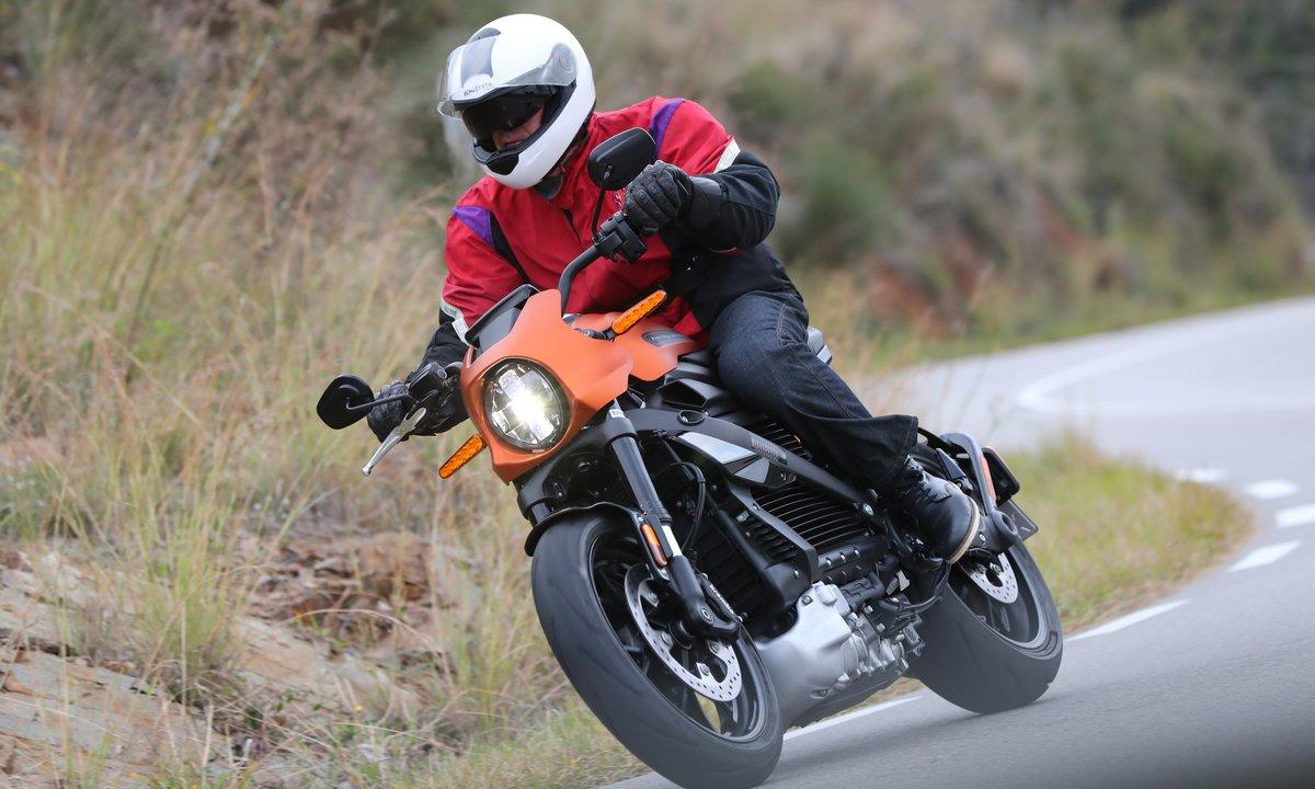 Prøvetur med Harley-Davidsons LiveWire: Livsfarlig el-lykke
