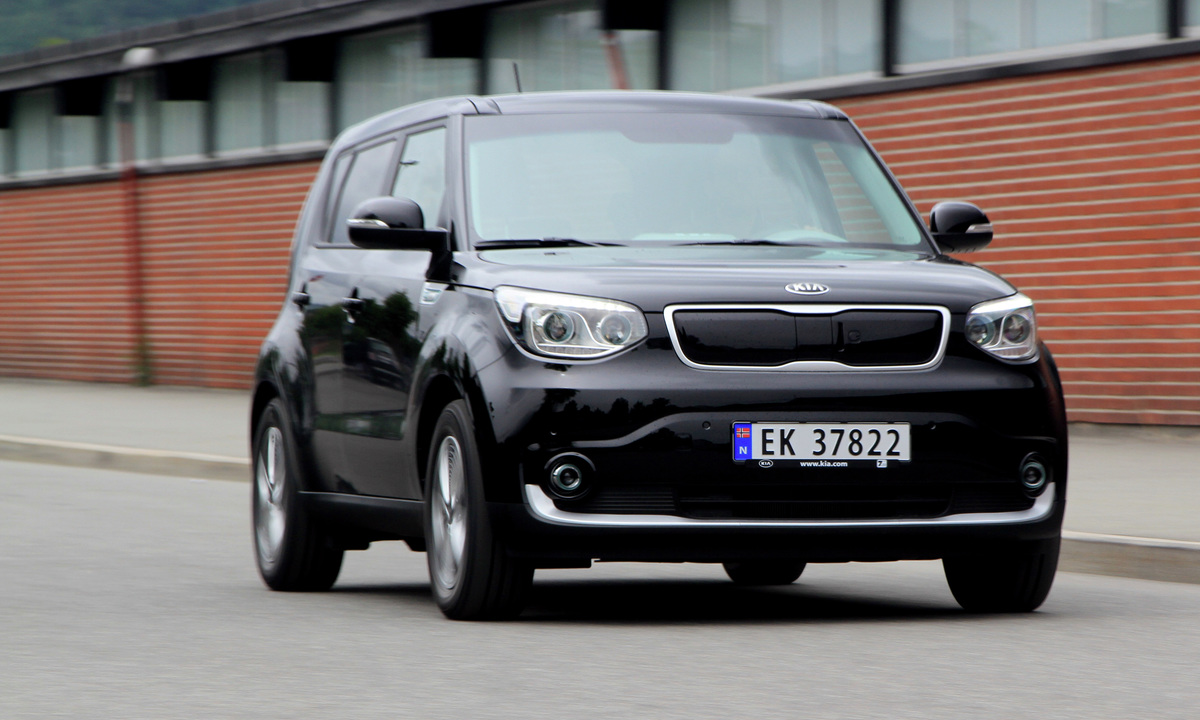 Kia Soul Electric (2014-2019)