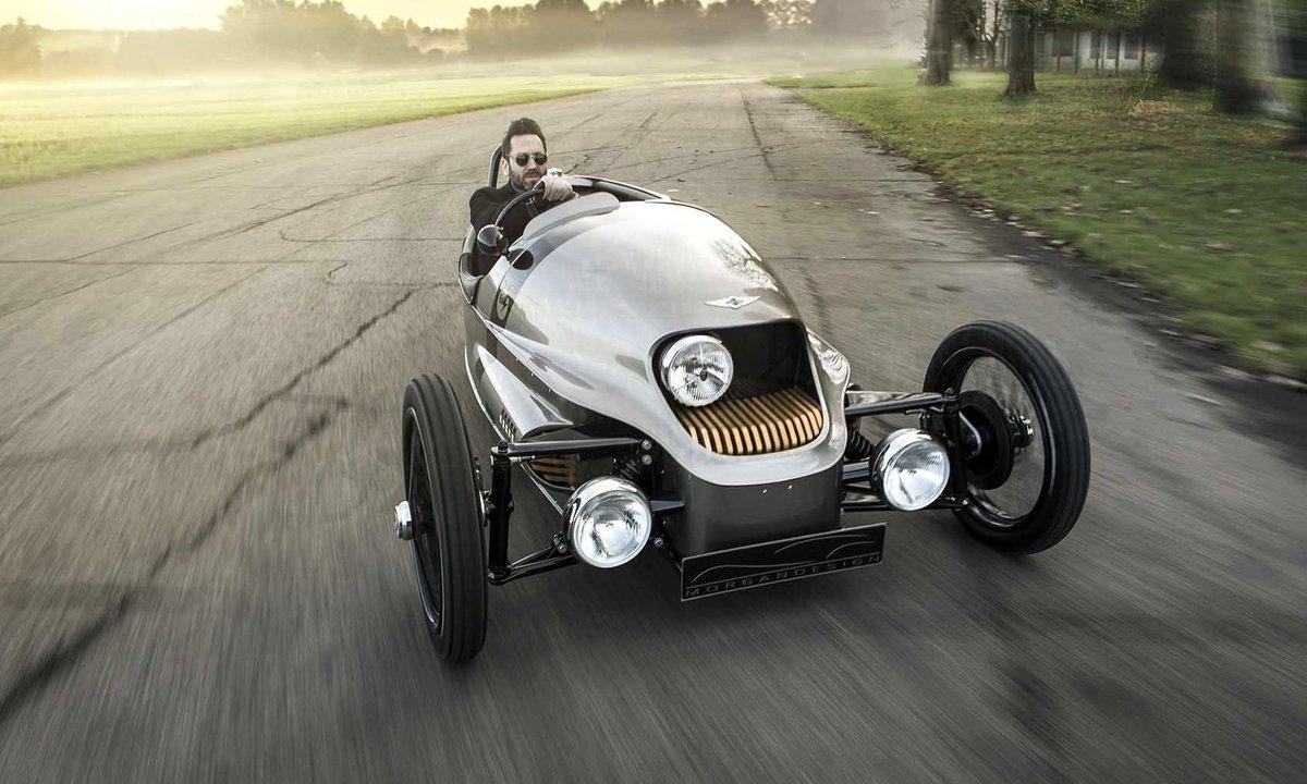 Har Morgan en elektrisk entusiastbil på gang?
