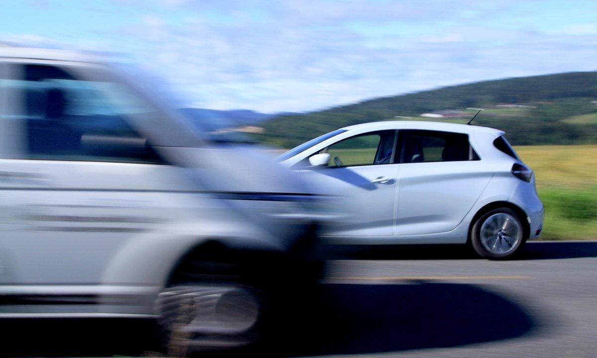 Test av Renault Zoe Z.E. 50 R135: Rask, men ikke rask nok