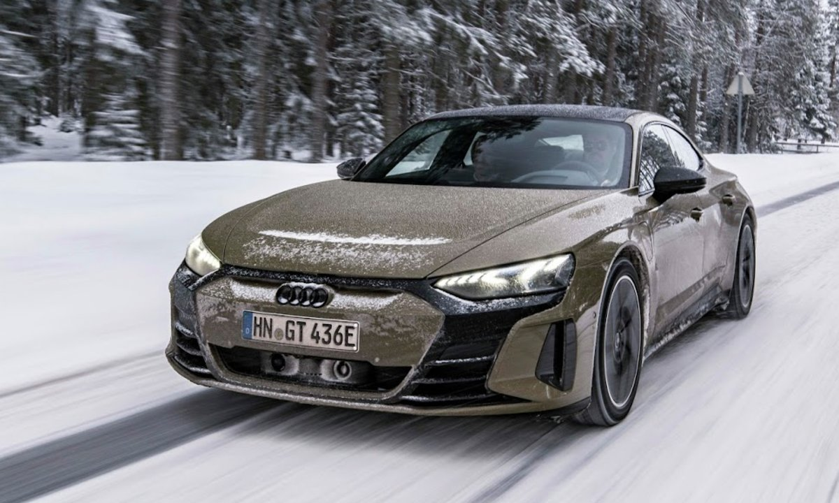 Prøvekjørt: Audis nye råskinn