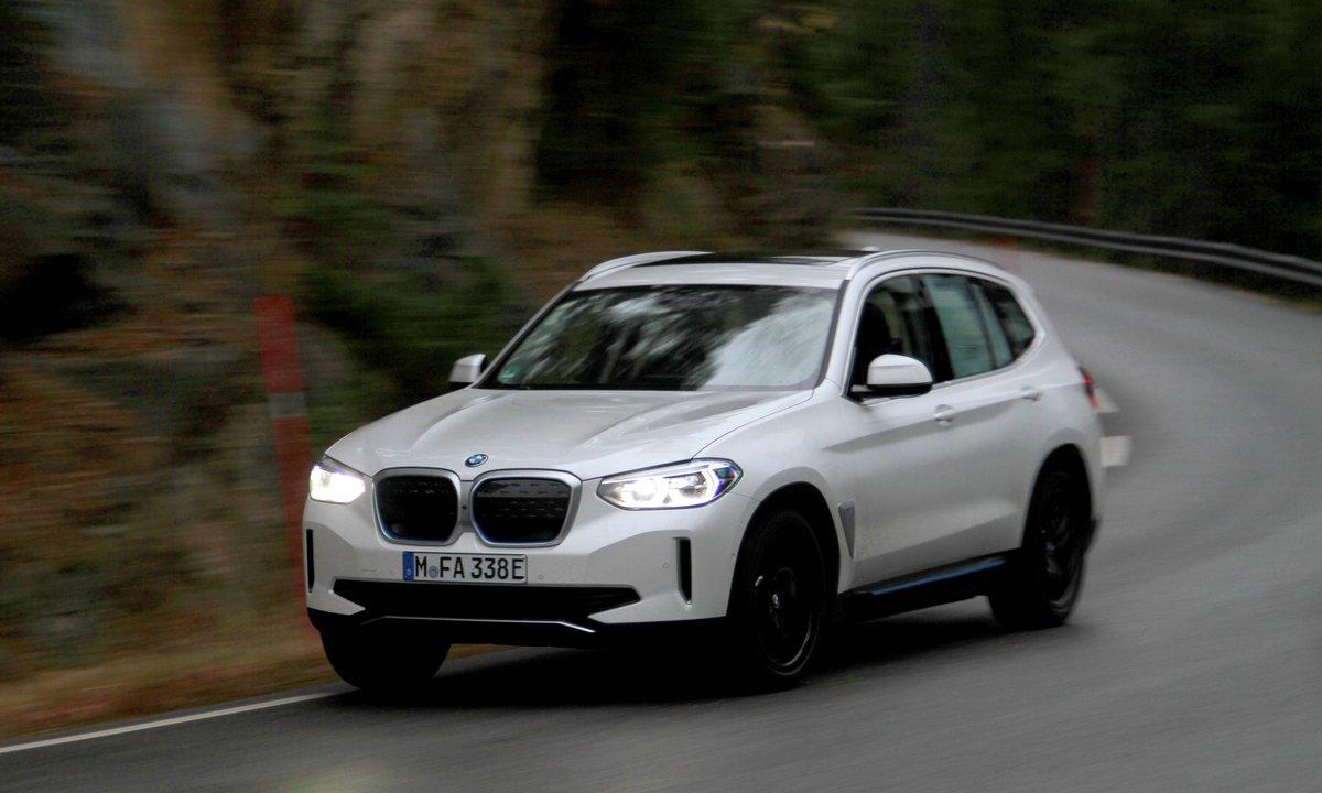 Prøvekjørt: Her er BMW iX3 på første norgesbesøk