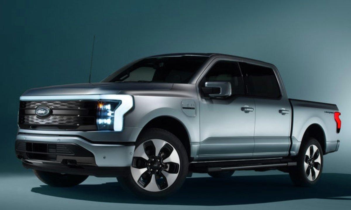 Verdens mest solgte pickup blir elektrisk