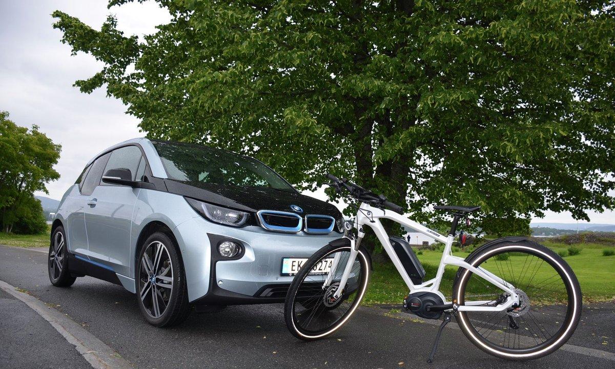 Elektriske kjøretøy reduserer verdens oljeforbruk med en million fat hver dag