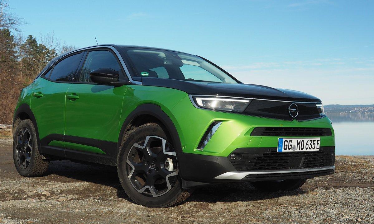 Prøvekjørt: Opel Mokka er komfortabel, men trang