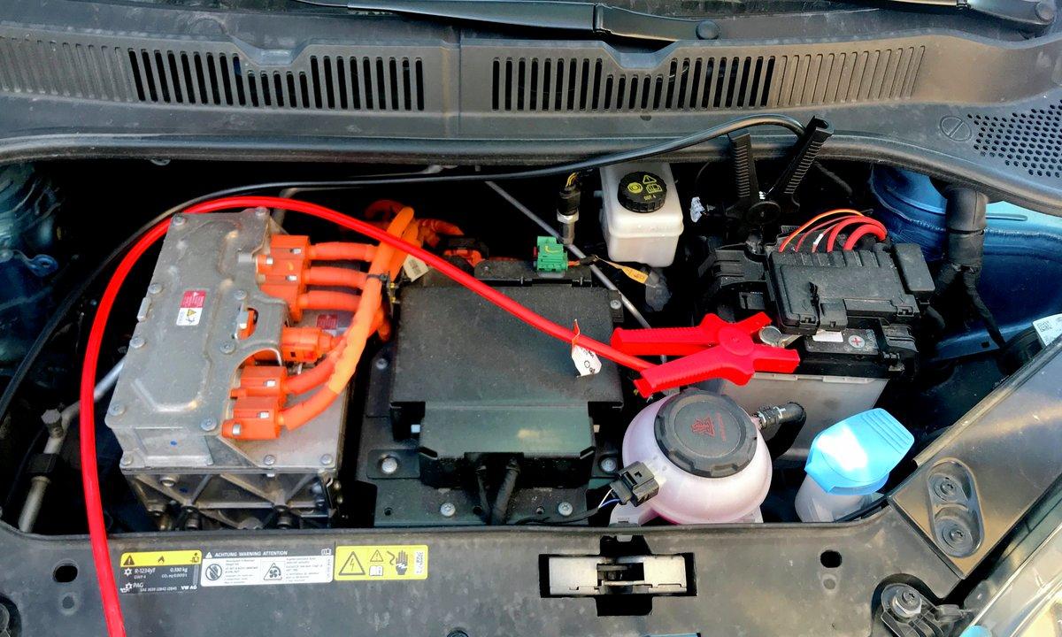 Slik løser du problem med flatt 12-voltsbatteri