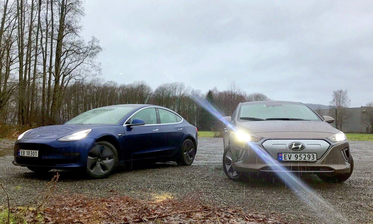 Test av Hyundai Ioniq: OBOS Tesla | Finansavisen