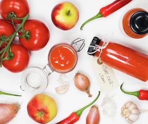 Hjemmelaget chilisaus