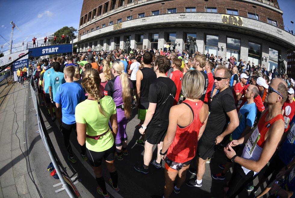 Oslo Maraton 2017