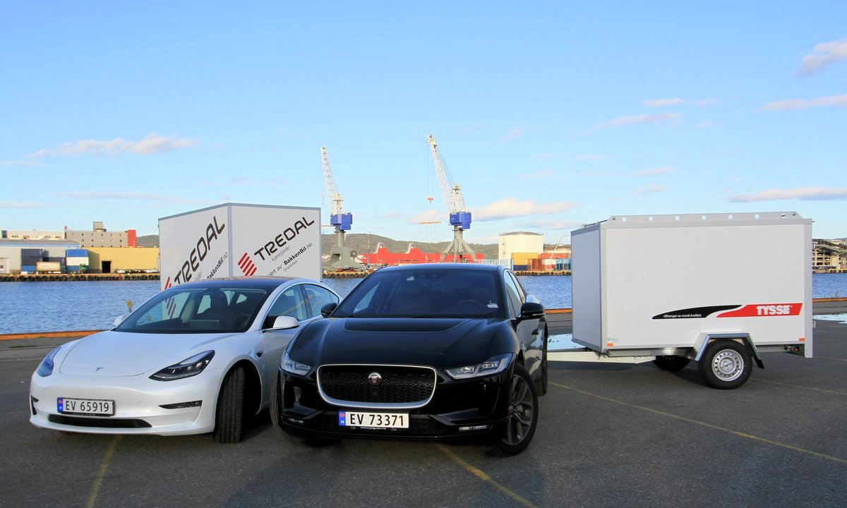 9 spørsmål & svar om elbiler og tilhengere