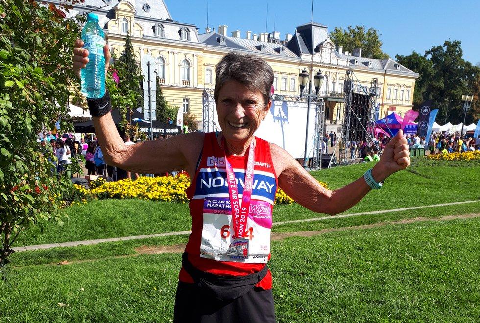 Sofia maraton, 2019