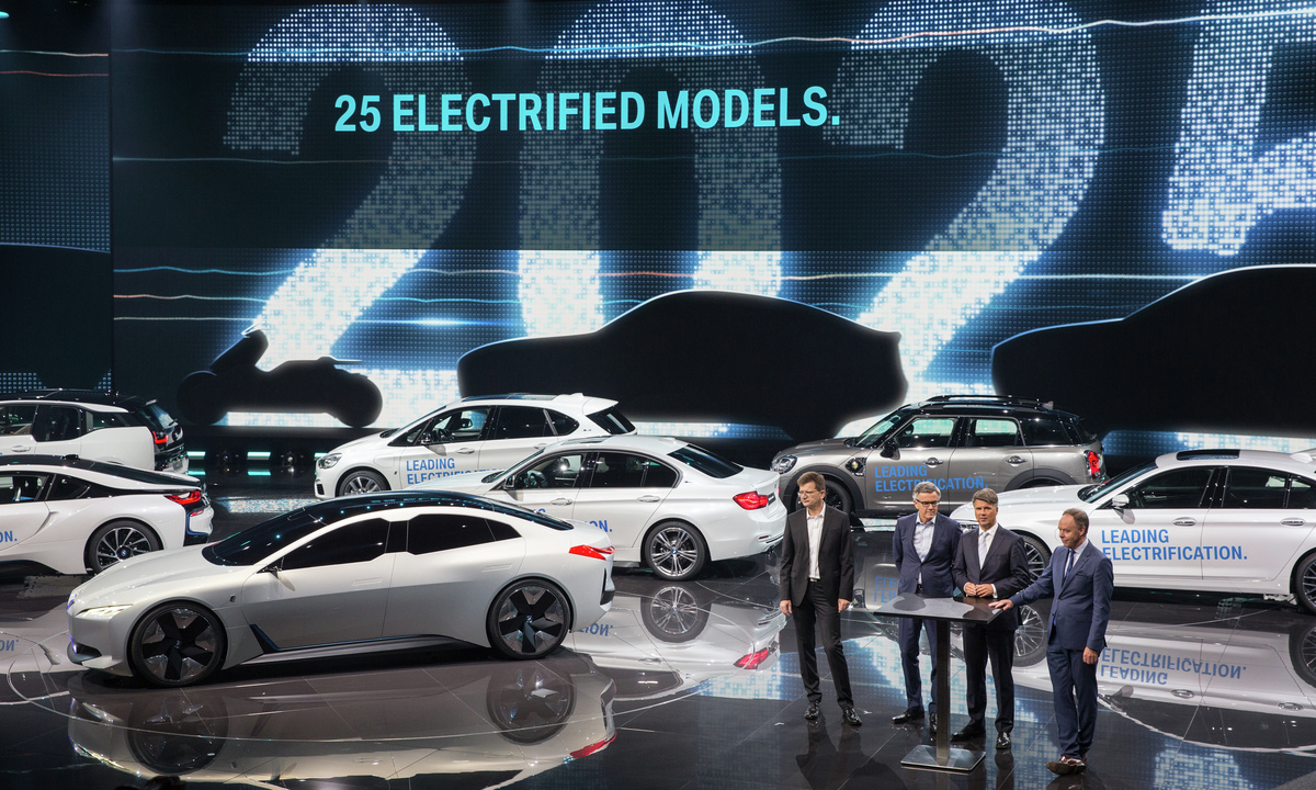 Tyskland: Elektrisk for veldig mye av penga