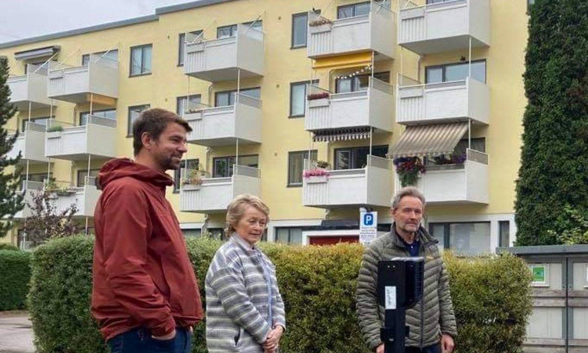 SV vil støtte borettslag og sameier med penger til elbil ladere