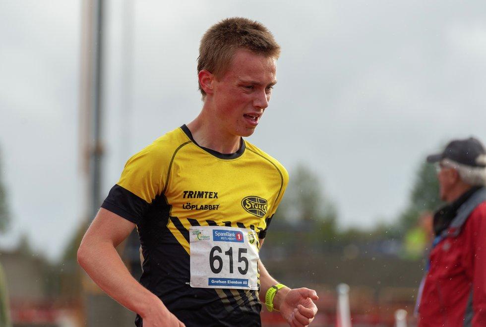 UM friidrett 2019 Jessheim - Kappgang