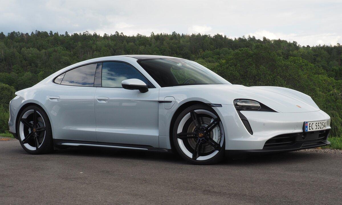 Test av Porsche Taycan: Den billigste Porschen