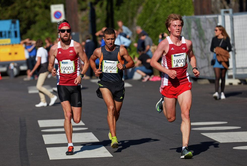 Oslo Maraton 2015 - halvmaraton