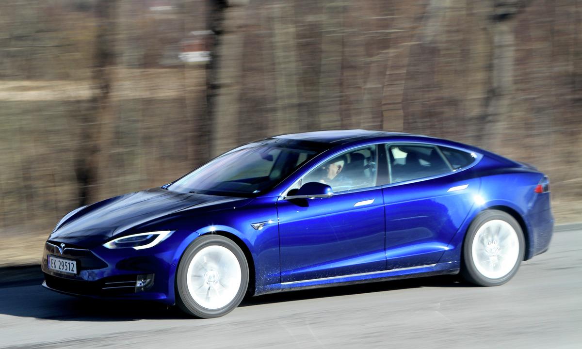 Tesla Model S Standard Range (75, 2016-2019)