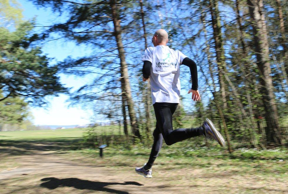 Andreas Gossner i Løpetrening.no