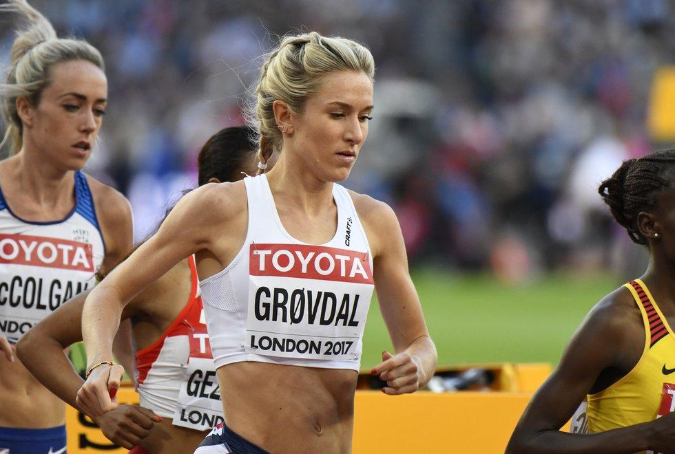 VM friidrett London 2017