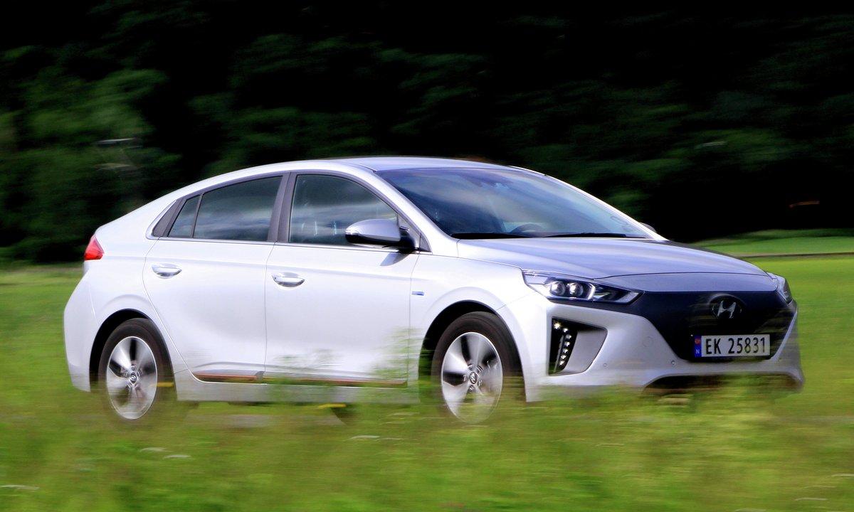 Hyundai IONIQ (facelift)