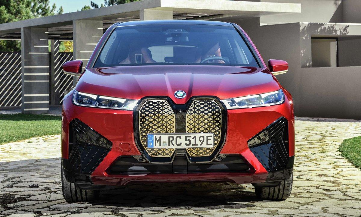 Her er prisene for nye BMW iX – to utgaver fra start