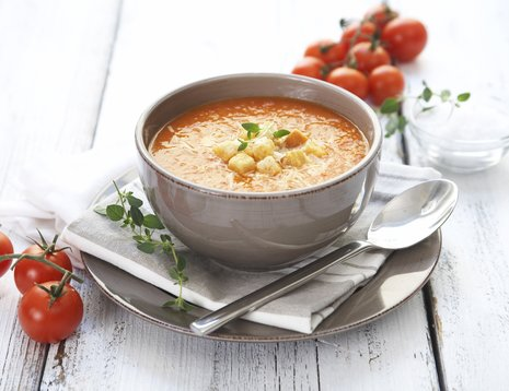 Tomatsuppe med chili