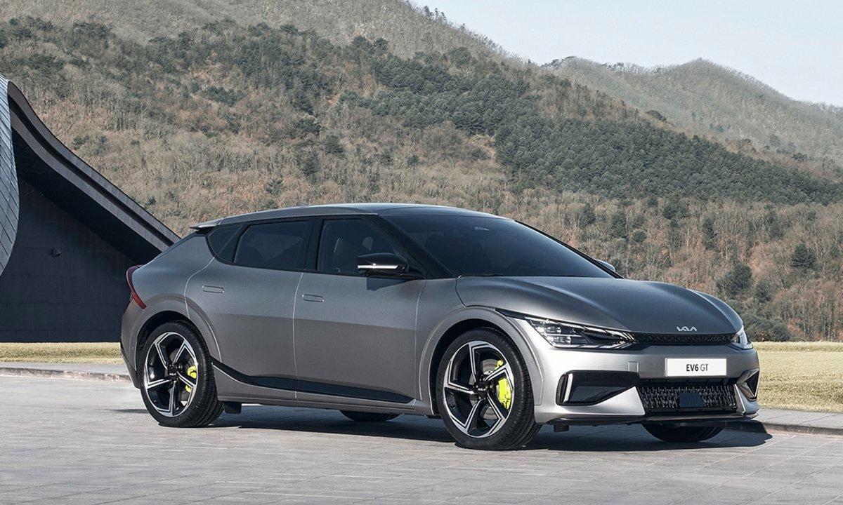 Kia EV6 kommer snart – nå er prisene klare