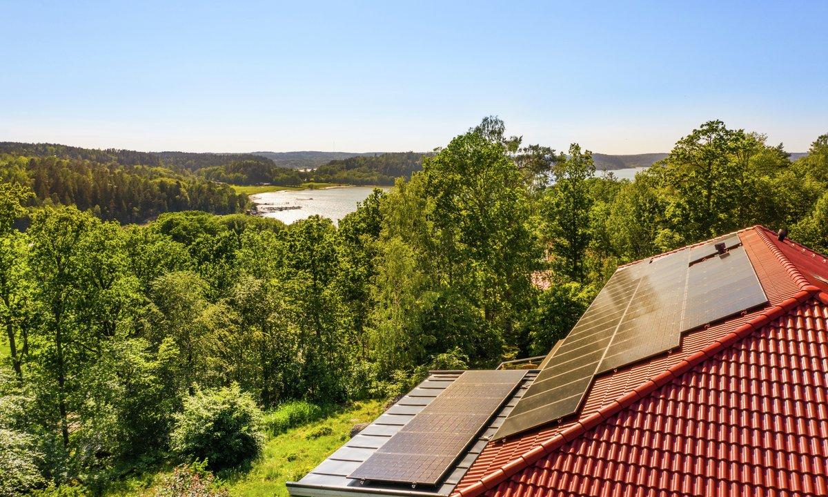 Ny studie: Solceller øker verdien på boligen din