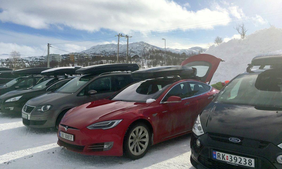 Så mye taklast tåler din elbil