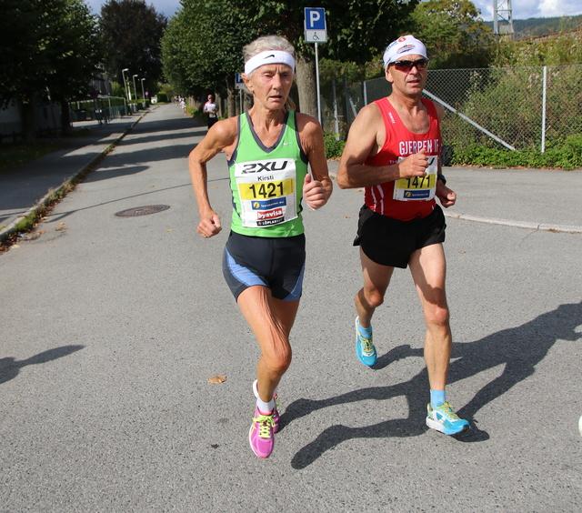 Kirsti M. Johnsen og Svein Stranddal