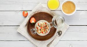 Kjøleskapsgrøt frokost - fra boken Førsteklasses mat
