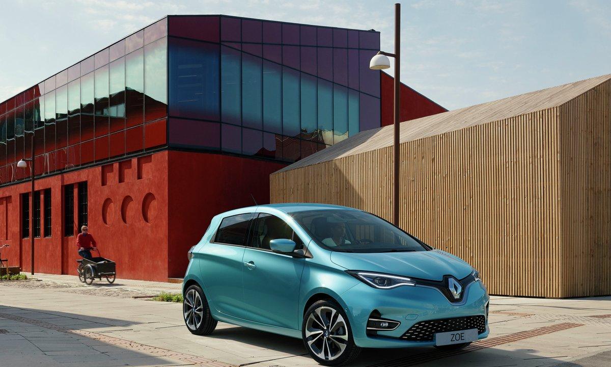 Renault Zoe Z.E. 50 (52 kWh)