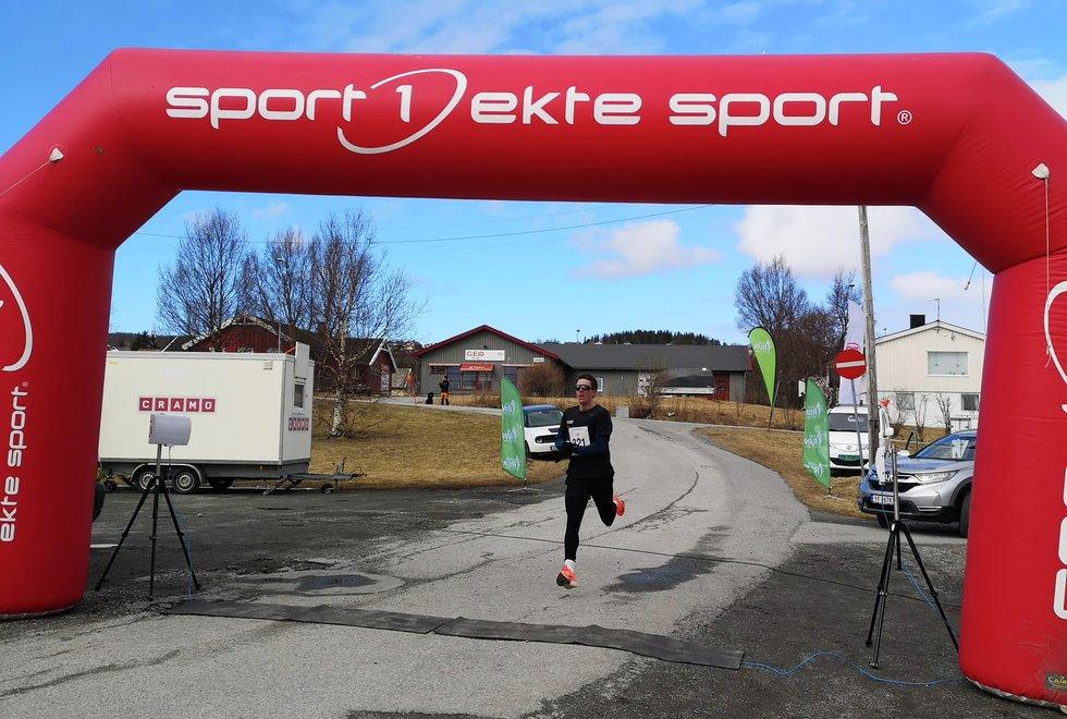 Glenn Trane seier Bodø Spring Run
