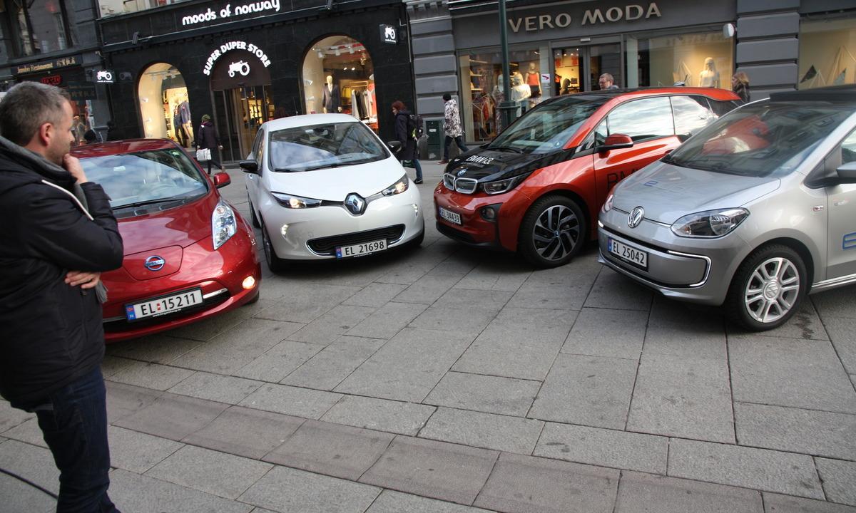 Kjøpe elbil