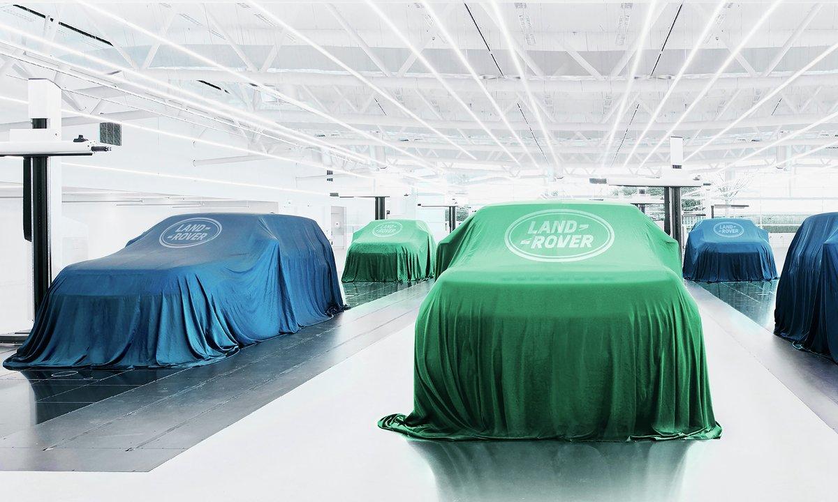 Elektrisk Land Rover kommer i 2024