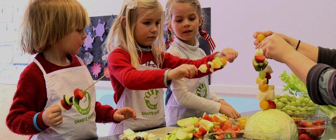 00d76be0c Hvordan lære barna nye smaker? | FRUKT.no