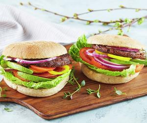 Hamburger av linser