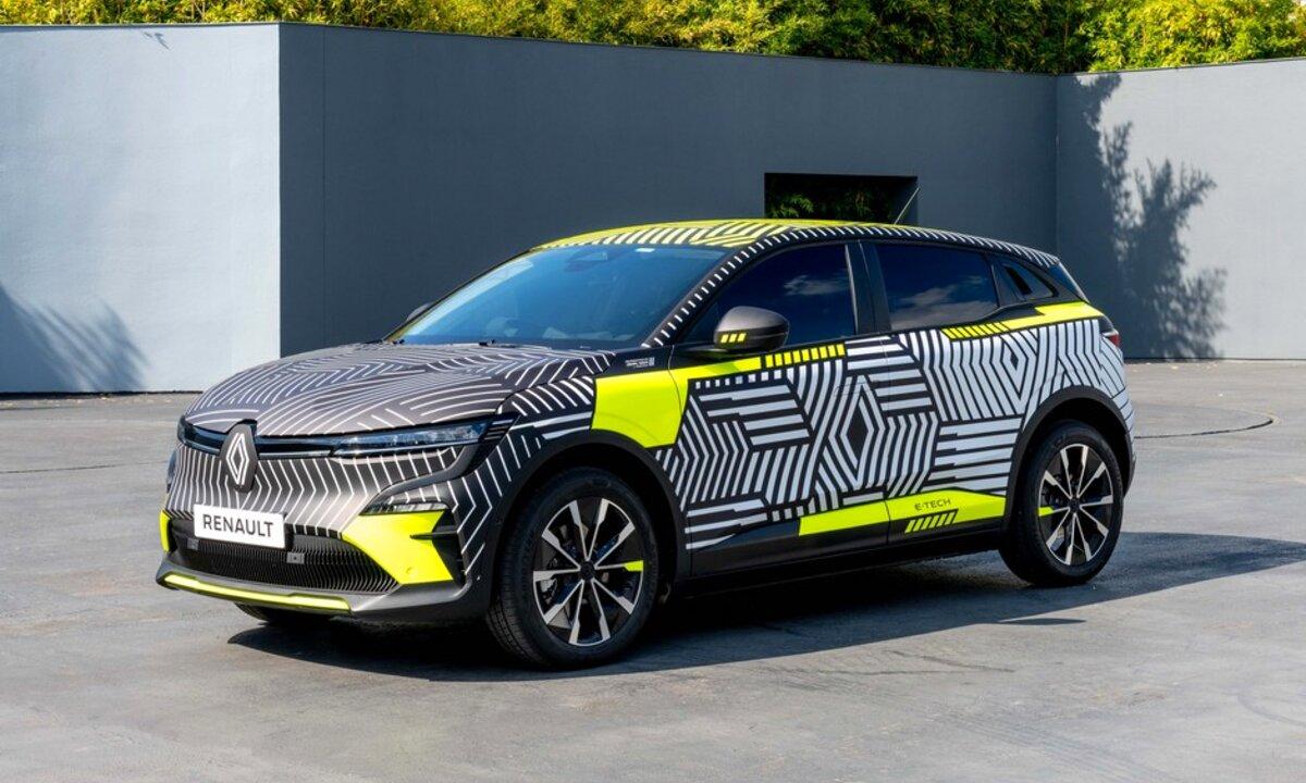 Renault tester ut sin nye, elektriske SUV