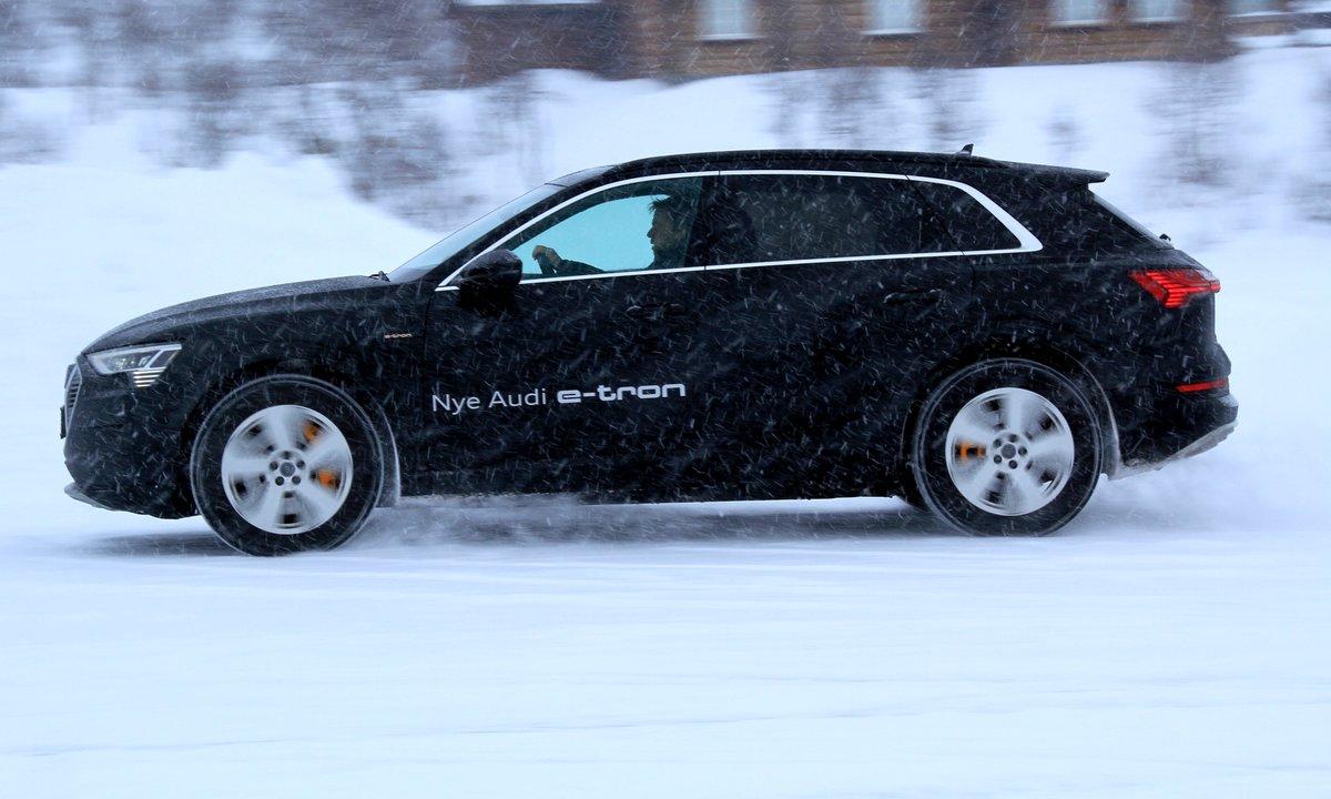 Audi e-tron 50 / 55 quattro